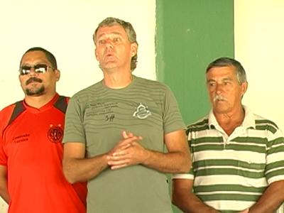 Sociedade Esportiva Guaxupé tem novo presidente, que foi escolhido em votação do Conselho Deliberativo do time guaxupeano, ontem pela manhã. (foto: Reprodução / TV Sul)