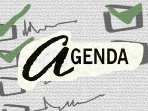agenda 30/03