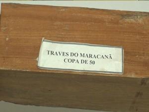 TRAVES DO MARACANA