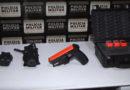 Polícia Militar ganha arma de choque