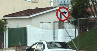 Trecho da Avenida Dona Floriana é alterado