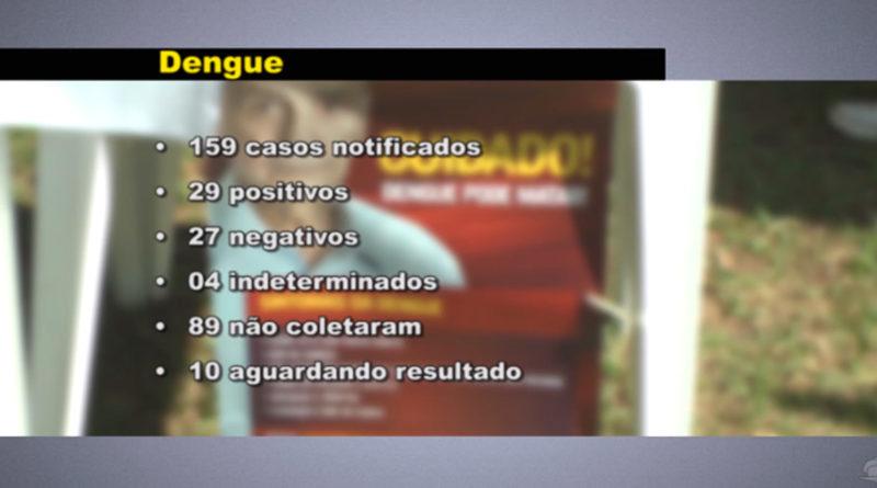 Mortes por dengue chegam a quase 300 no Brasil