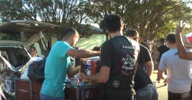 Campanha doa mais de 400 litros de leite para Associação Missão Vida