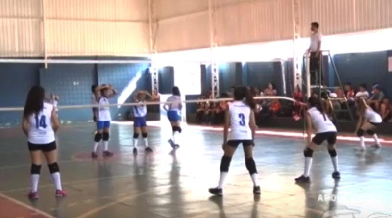 Etapa regional dos jogos escolares de Minas Gerais reúne atletas em Caxambu e Baependi