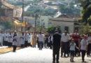 Corpus Christi réune fiéis na Catedral de Guaxupé