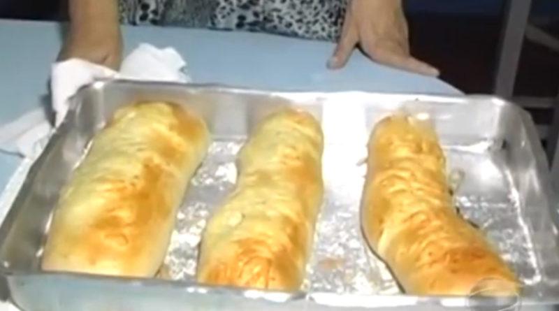 Culinária: aprenda a fazer pão recheado