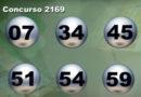 Mega-Sena – Concurso 2169