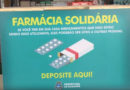 Farmácia solidária recebe medicamentos da população de Guaxupé