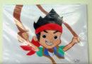 Mangá é tema de exposição de jovem artista de Guaxupé