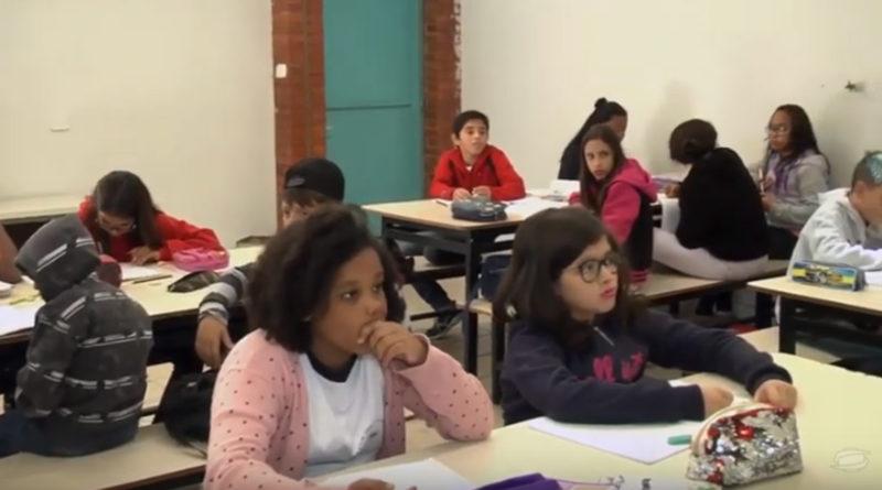Polivalente é uma das 500 escolas contempladas com o ensino fundamental integral