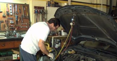 Você leva seu carro pra fazer a manutenção do ar condicionado?