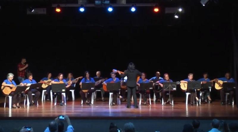 Faculdade da Terceira Idade apresenta música, dança e artesanato no primeiro dia do Fati Talentos