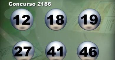 Mega-Sena – Concurso 2186