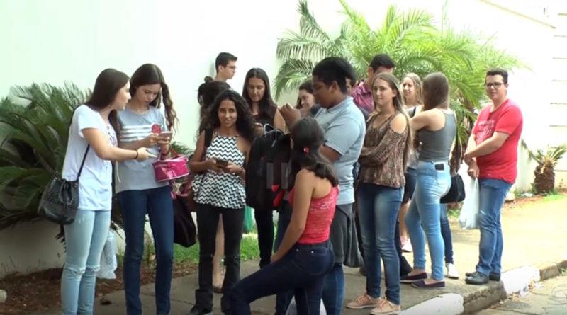 Enem: estudantes do Ensino Médio participam do último dia de prova