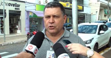 Enfeites natalinos foram novamente alvos de vândalos em Guaxupé