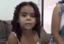 Menina de 5 anos junta tampinhas para hospital em Paracatu
