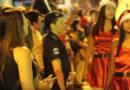 Abertura do Natal de Luz encanta população guaxupeana