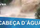 Cabeça d'água deixa pelo menos três mortos em Guapé