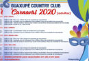 Conheça a programação de carnaval do Guaxupé Country Club