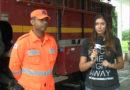 Corpo de Bombeiros dá orientações para chuva intensa que deve cair em Guaxupé nesta sexta-feira