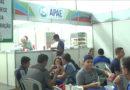 Área de alimentação: conheça o stand da Apae e delicie-se