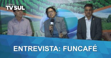 Em entrevista, Valéria Vilela recebe Emidinho Madeira e Claudeci Araújo para falar sobre o Funcafé