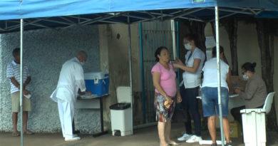Chegou em Guaxupé nesta Quinta-Feira mais uma remessa de vacinas.