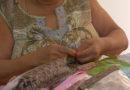 Senhoras do bordado, a arte que promove o encontro de gerações e a troca de experiências