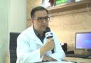 Doutor Edson Leite explica como o  Coronavírus atinge o sistema respiratório
