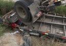 Acidente na BR-146 deixa uma vítima fatal