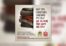 Associação Atlética Pangaré realiza campanha do agasalho