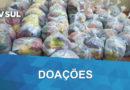 Casa da Criança fez a entrega de cestas básicas para famílias dos assistidos pela entidade