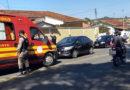 Idosa de 86 anos é atropelada em Guaxupé
