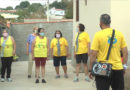 CCI/Cras de Guaranésia realiza a Capoterapia Itinerante