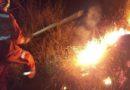Incêndio destrói 19 hectares de vegetação em Guaxupé