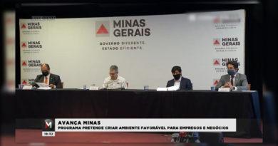 Avança Minas: programa pretende criar ambiente favorável para empregos e negócios