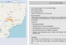 Instituto Nacional de Meteorologia emite alerta de perigo para região devido ao clima seco