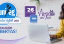 Vestibular Digital do Unifeg acontece neste sábado (26)