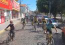 Em comemoração ao aniversario de Muzambinho, prefeitura e ciclistas realizam pedal solidário