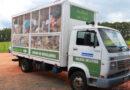 Caminhão da coleta seletiva começa a circular nos bairros de Guaxupé