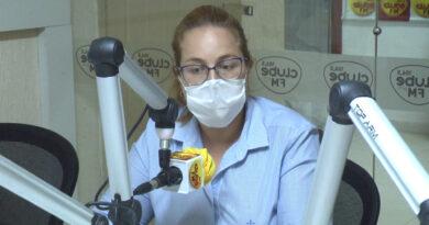 Entrevista: Secretaria de Saúde fala sobre as ações de prevenção e combate ao Coronavírus