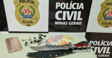 Adolescente de 16 anos é preso suspeito de participar de roubo a agência dos correios em Guaranésia