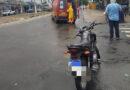Acidente com motocicleta deixa uma pessoa ferida em Guaxupé
