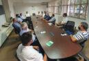 Prefeitura de Guaxupé recebe representantes da Gasmig para implantação de estação na cidade
