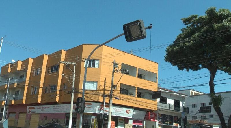 Prefeitura de Guaxupé inicia revitalização semafórica