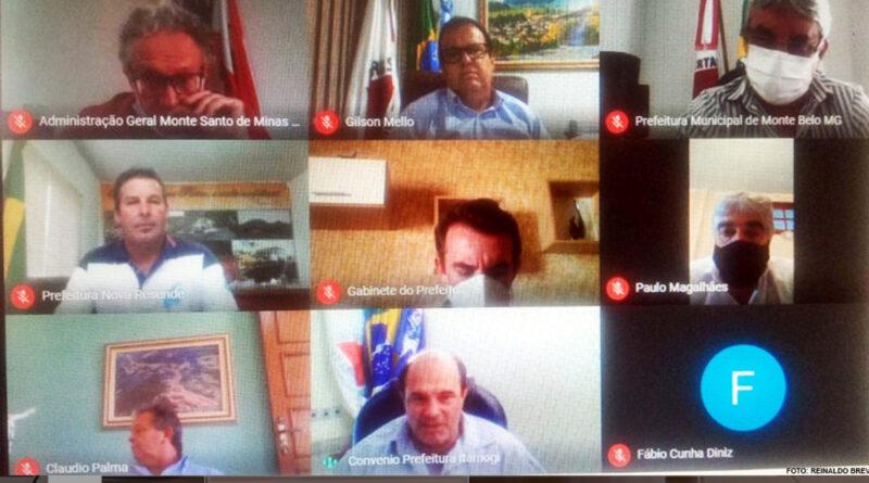Prefeitos da Amog decidem continuar com o adiamento das aulas presenciais