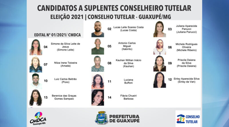 Eleição para Conselheiros Tutelares acontece em agosto