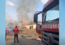 Incêndios em Guaxupé e região